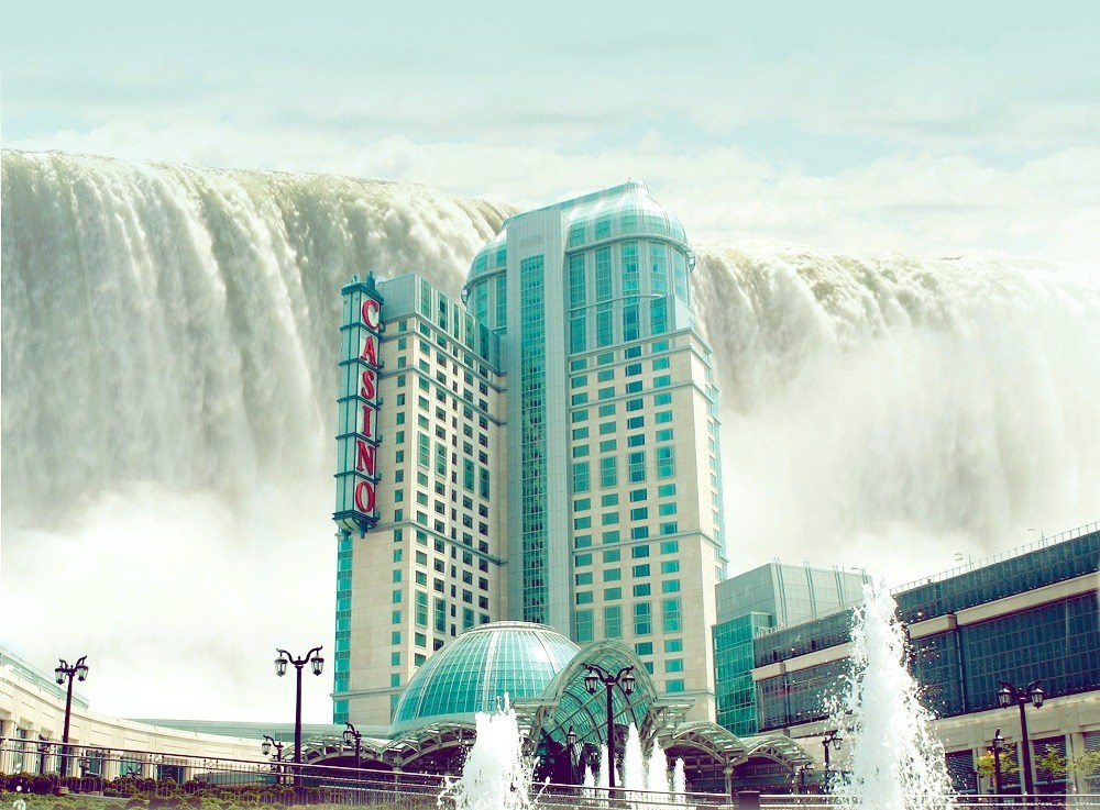 Spectacular Photos of Niagara Falls Casinos